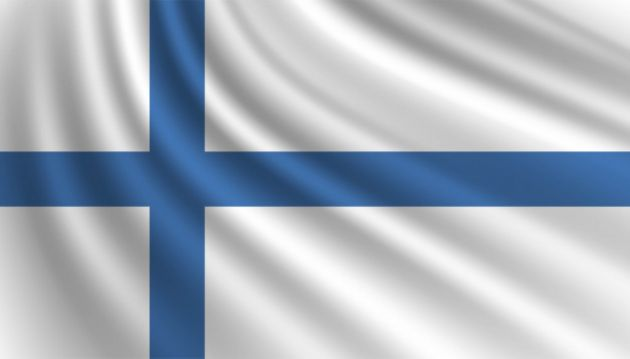 Country Flag Finland 90 x 150 cm