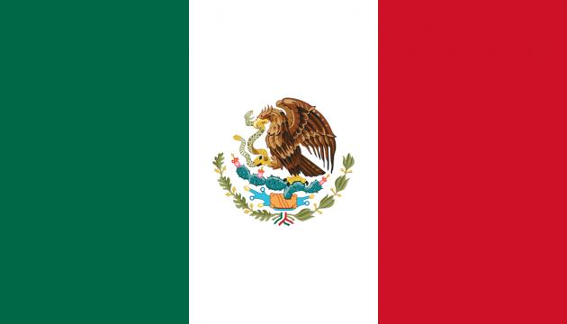 Country Flag Mexico 90 x 150 cm