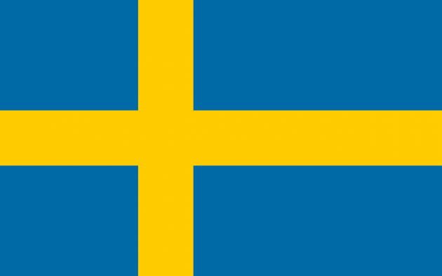 Country Flag Sweden 90 x 150 cm