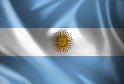 Country Flag Argentina 90 x 150 cm