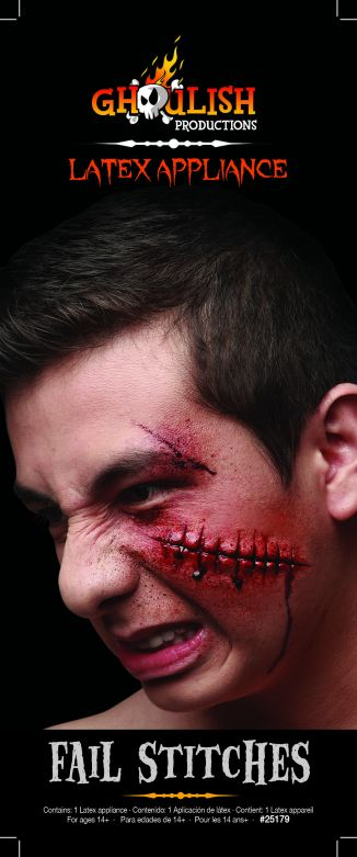 Appliance - Fail Stitches
