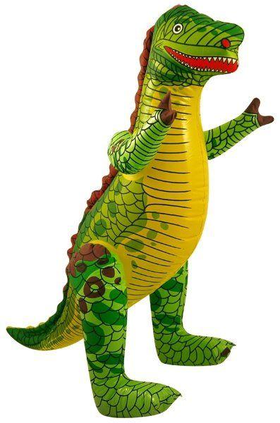 Opblaasbare Dino 76cm