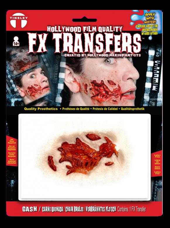 Large FX Transfers - Gash
