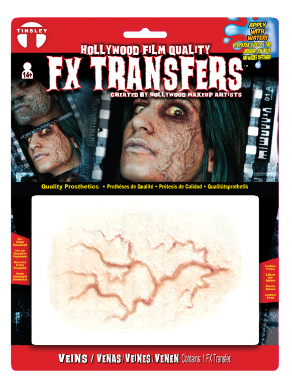 Large FX Transfers - Veins