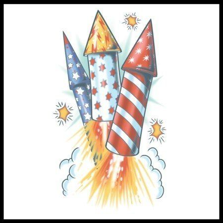USA/Peace Tattoo