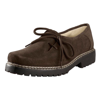 Oktoberfest Shoes Darkbrown