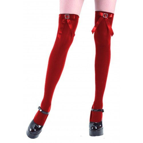 Stocking Deluxe Red - One-Size
