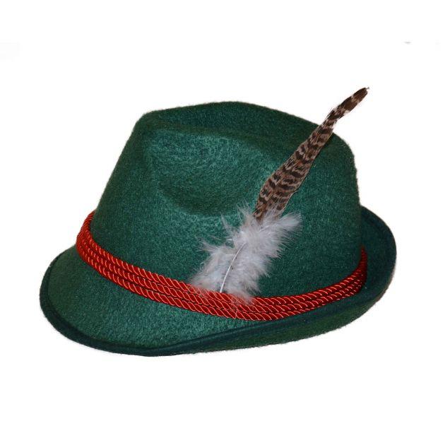 Bayern Hat Dark Green