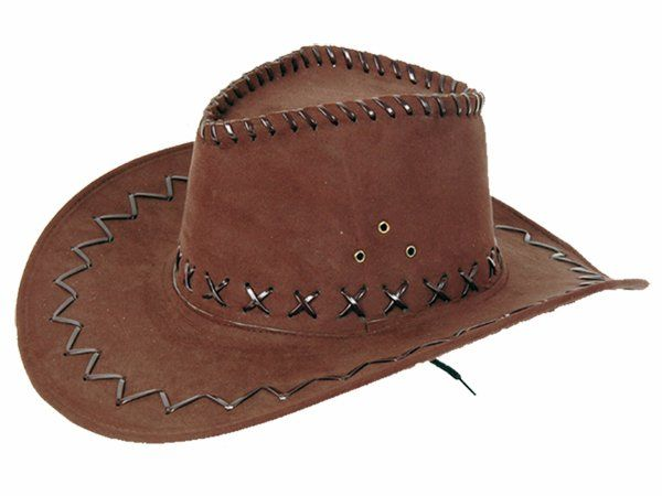 Cowboy Hat DarkBrown