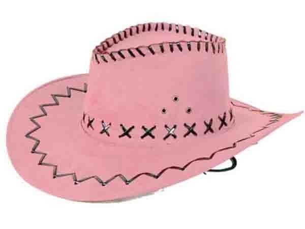 Cowboy Hat Pink