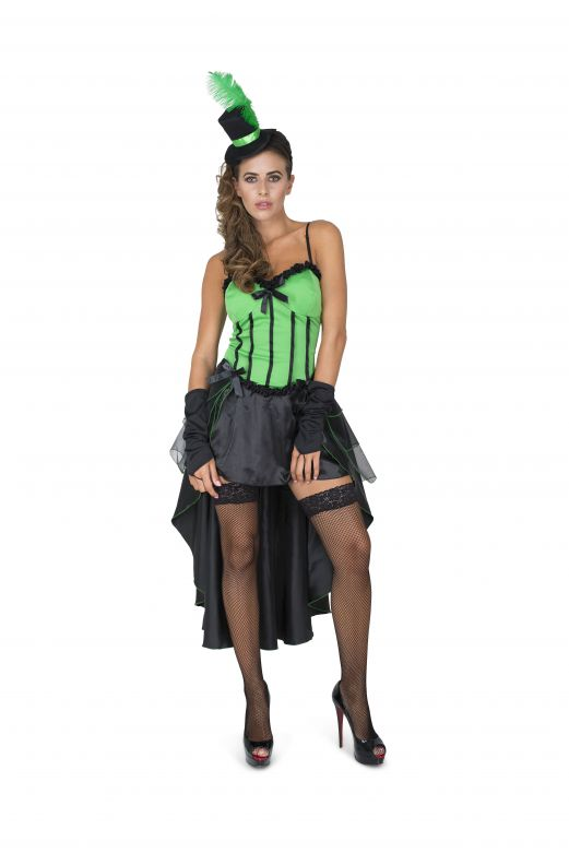 Green Burlesque