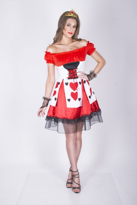 Flirty Queen Of Hearts