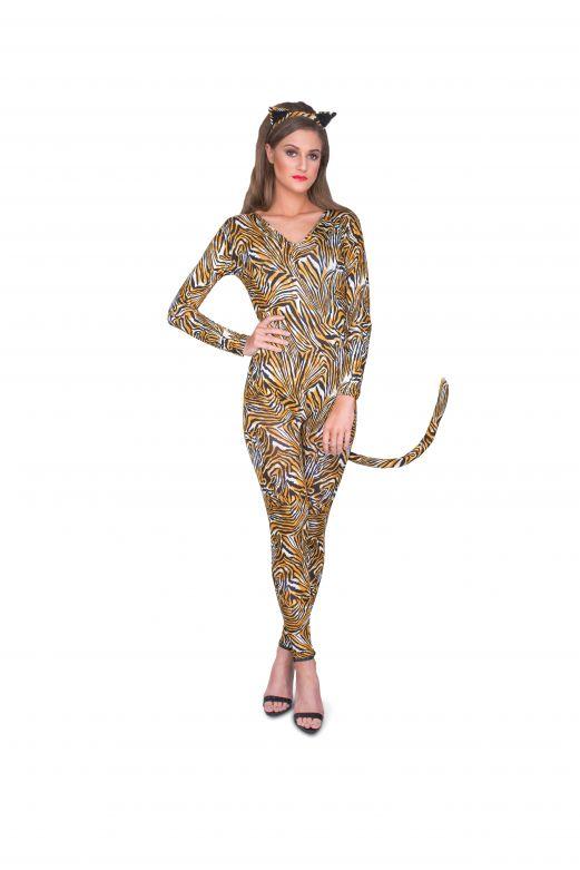 Tiger Cat Suit