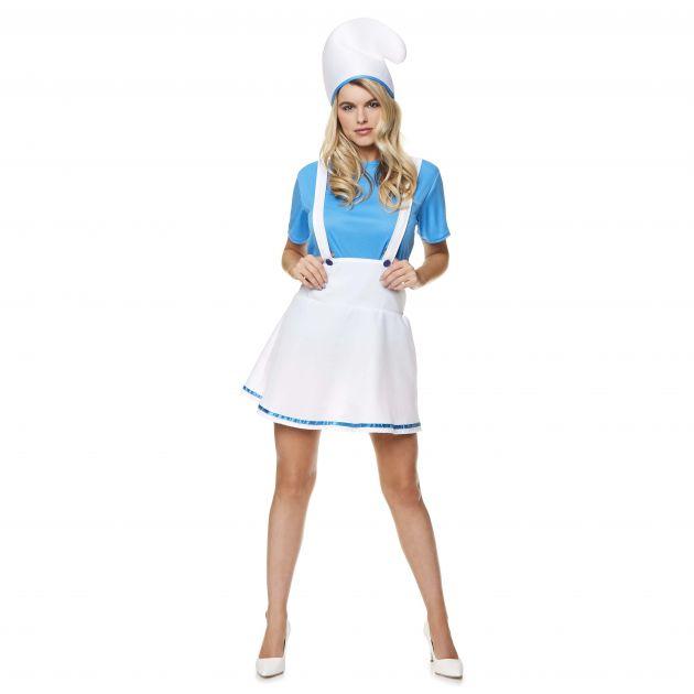 Miss Blue Gnome