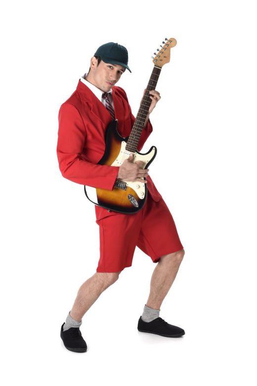 School Boy Rocker