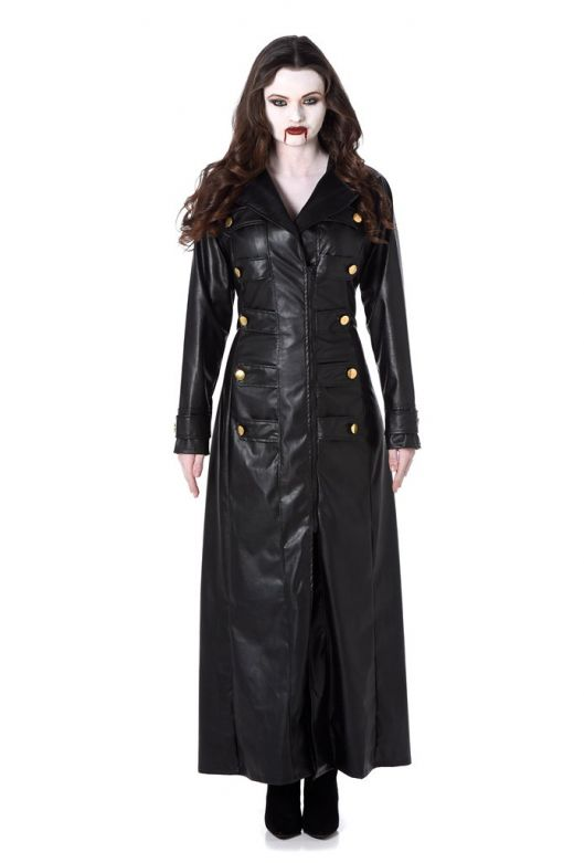 Vampiress Coat