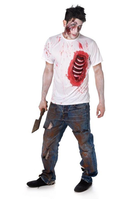 Bones Body Part Costume