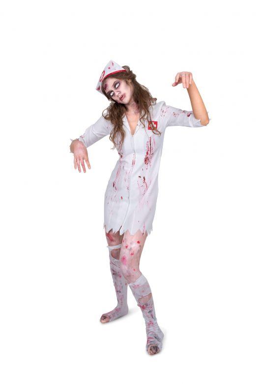Zombie Night Nurse