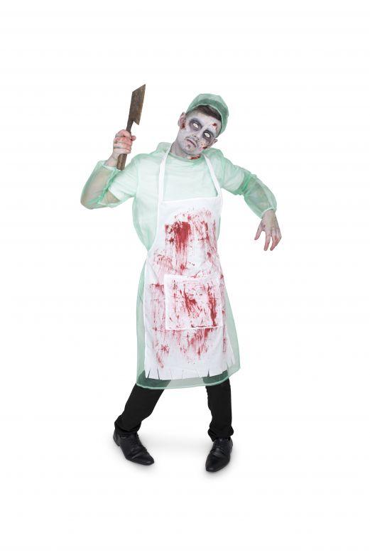 Zombie Mortician