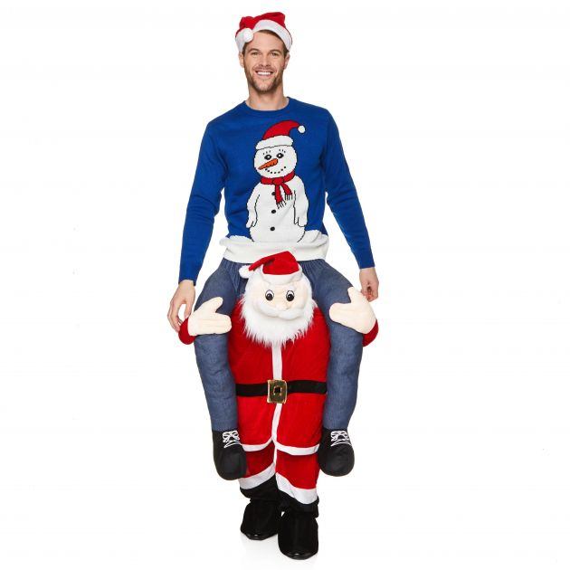 Santa Carry Me - One-Size
