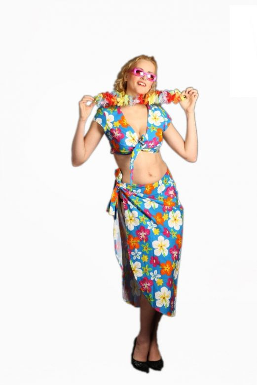 Tropical Lady - 2 pcs