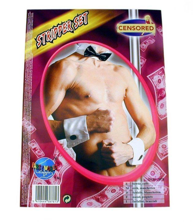 Stripper Set - 2 pcs - One-Size