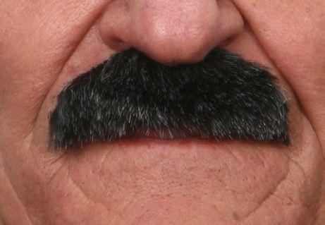 Mustache Jack Grey