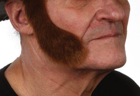 Sideburns Elvis Brown