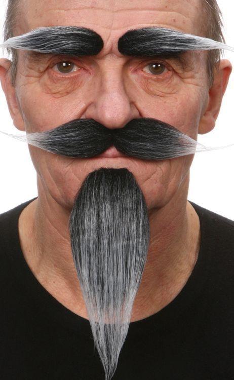 Beardset Nippon Grey