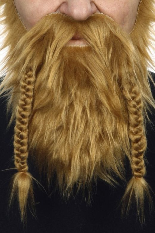 Beardset Halvar blond