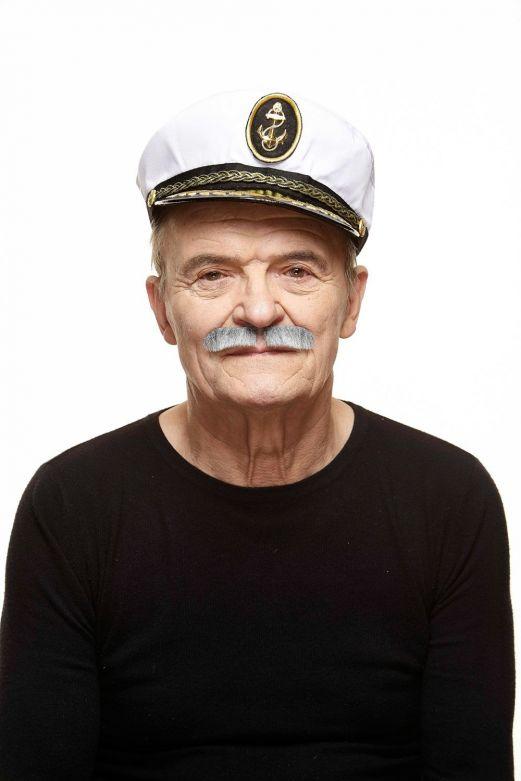 Mustache Dean Grey