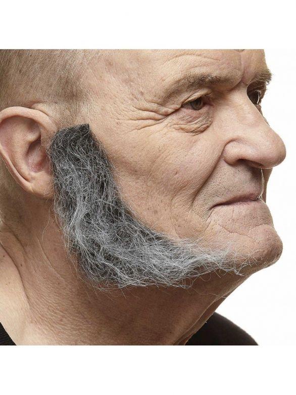 Sideburns Mark Grey