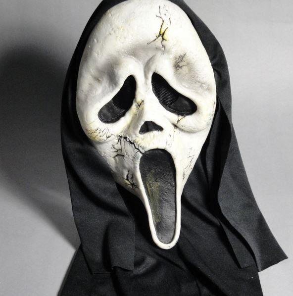 Zombie Scream Mask, the original