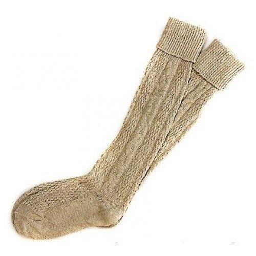 Oktoberfest Knee Socks Multibeige