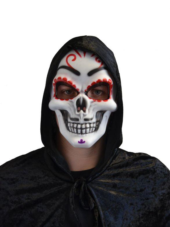 DoD Skull Mask Pvc
