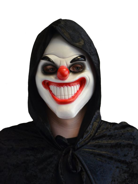 Clown Mask 1 Pvc