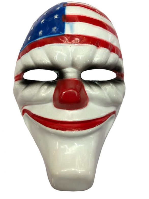 Mask USA Pvc