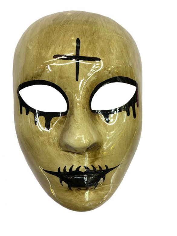 Purge Mask Deluxe Pvc