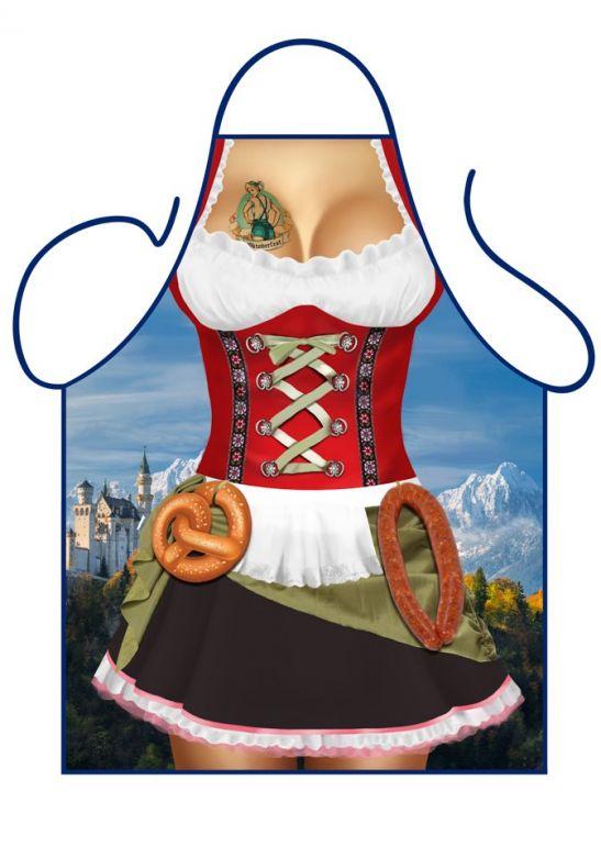 Apron - Oktoberfest Girl