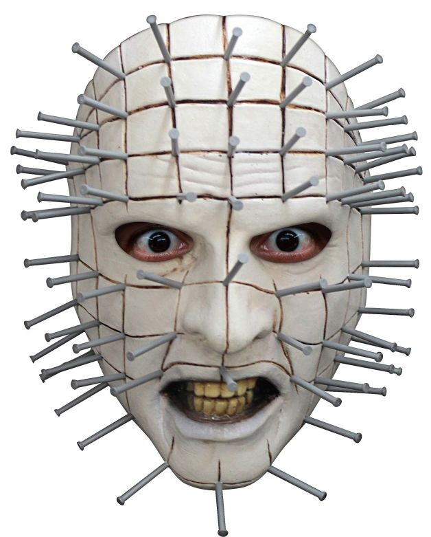 Face Mask - Pinhead