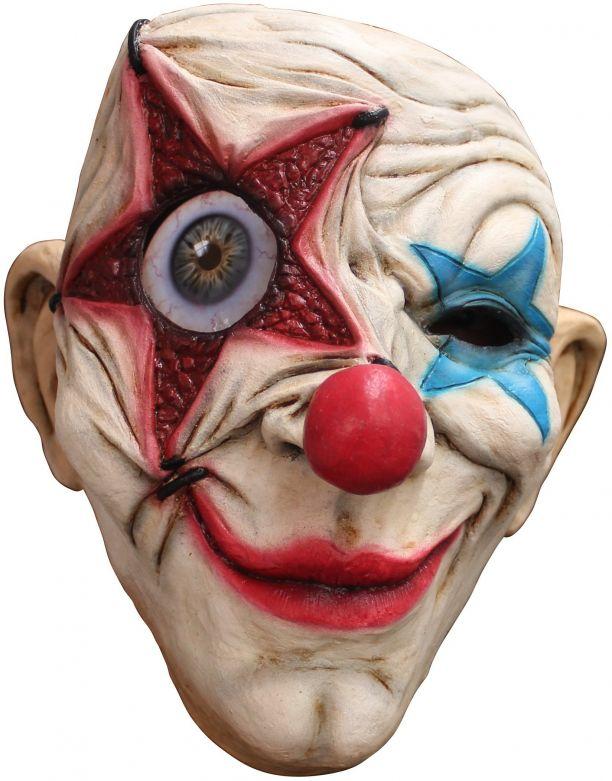 Headmask - Star Clown Eye