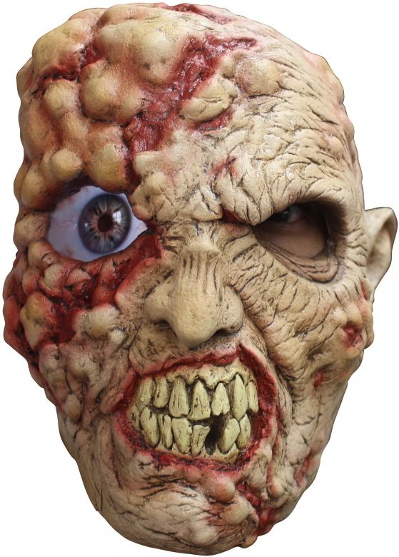 Headmask - Crazy Eye Zombie