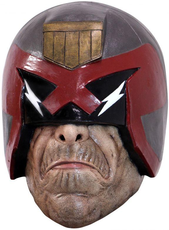 Headmask - Judge Dredd