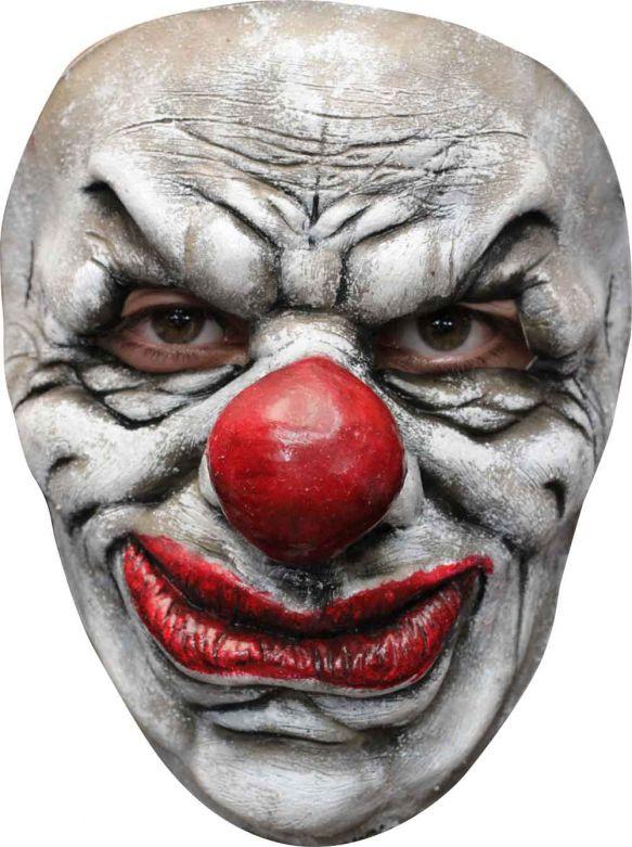 Face Mask - Clown 3