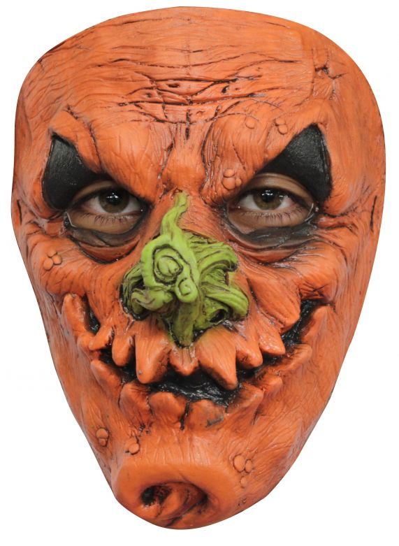 Face Mask - Pumpkin 4