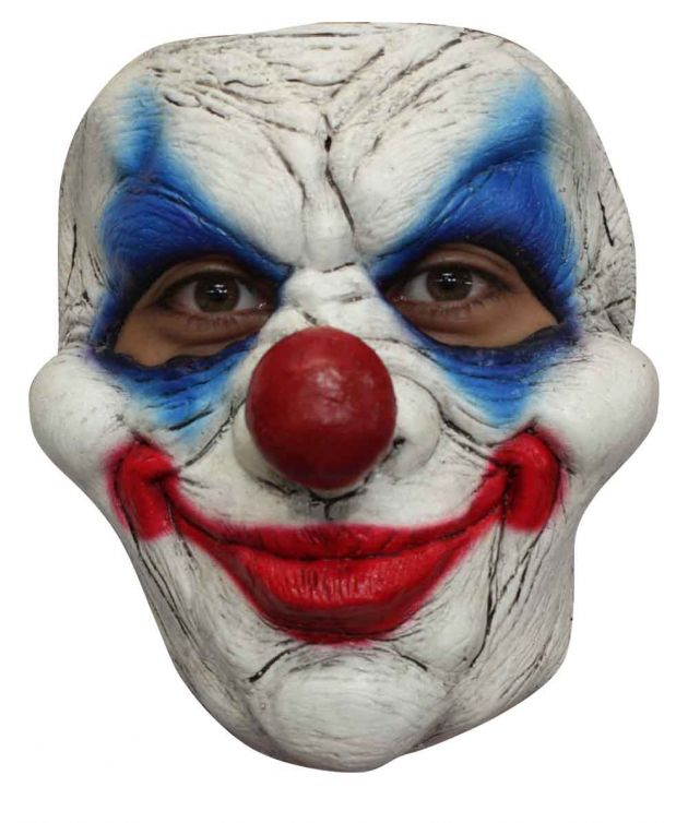Face Mask - Clown 5