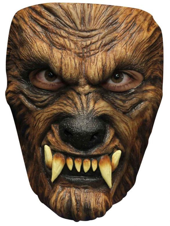 Face Mask - Wolf 5