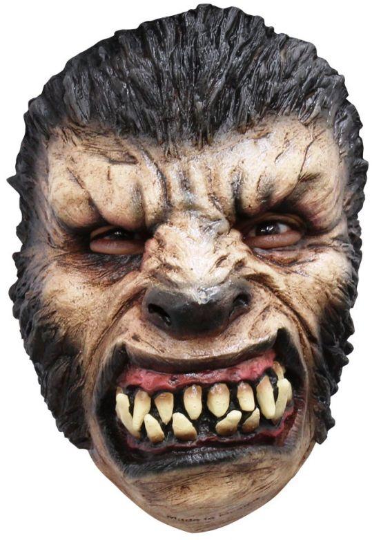 Face Mask - Werewolf