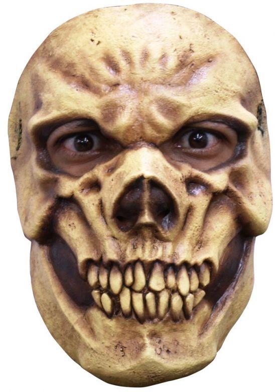 Face Mask - Skull Tan