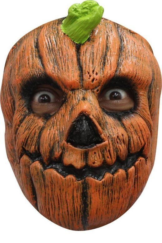 Face Mask - Pumpkin